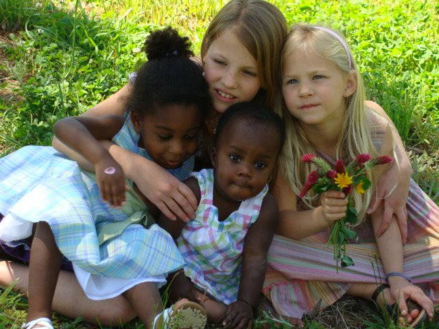 Consider, Positives on interracial adoption
