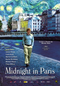 Midnight in Paris movie