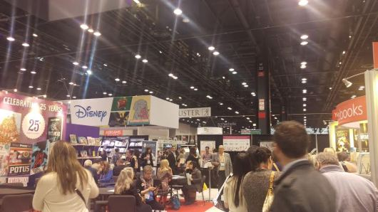 BEA vendor hall
