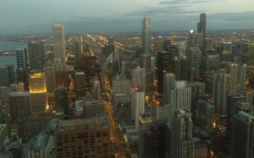 Chicago Dusk