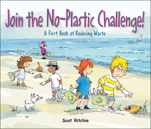 Join the No Plastic Challenge